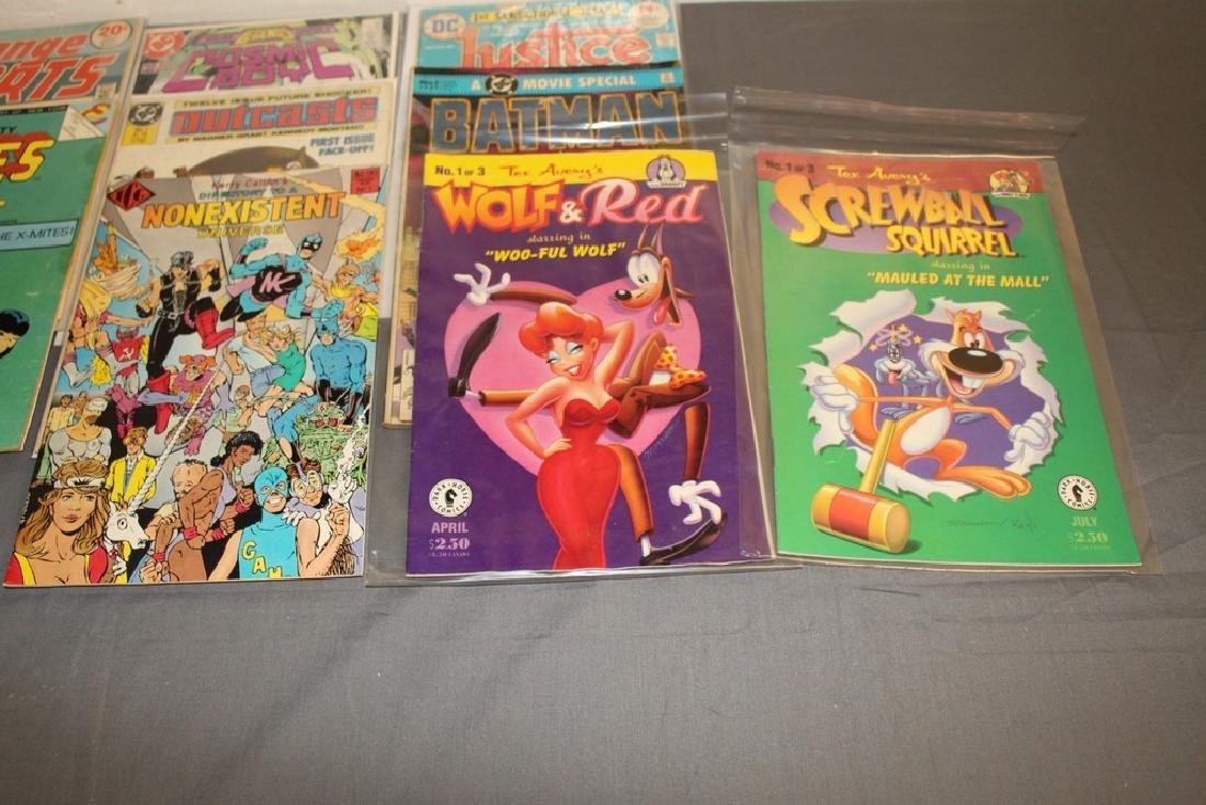 13 comics all #1 issues, - 3
