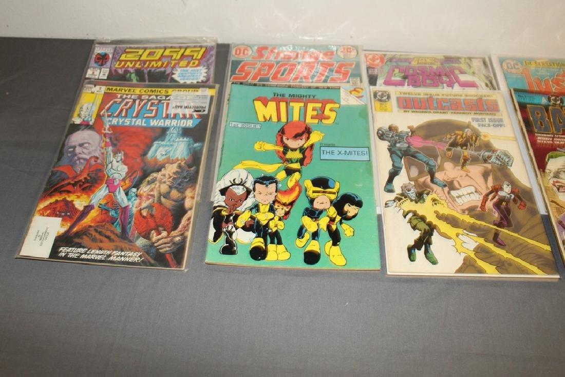 13 comics all #1 issues, - 4