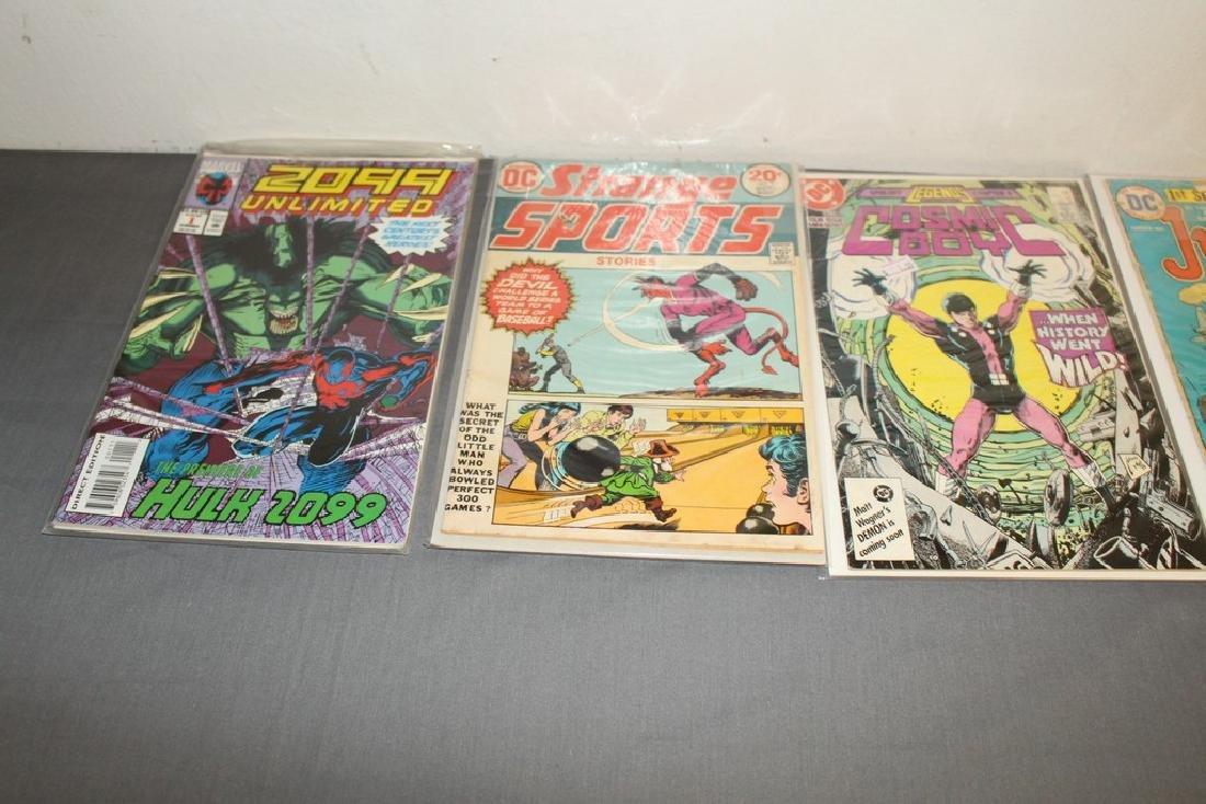 13 comics all #1 issues, - 5
