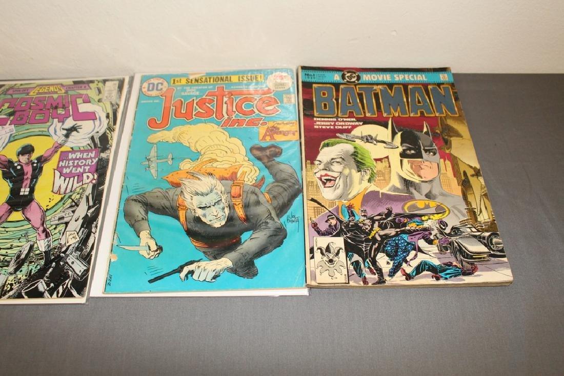 13 comics all #1 issues, - 6