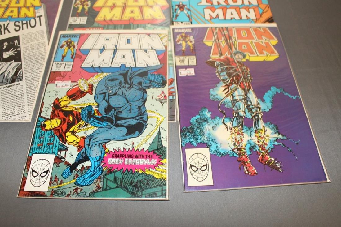Iron Man #204-314 intermitent, 55 comics - 19