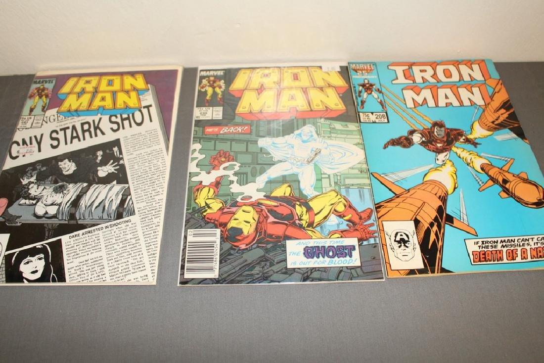 Iron Man #204-314 intermitent, 55 comics - 20
