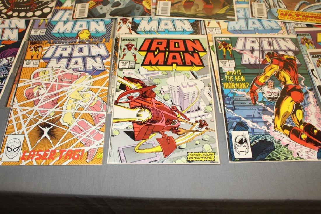 Iron Man #204-314 intermitent, 55 comics - 5