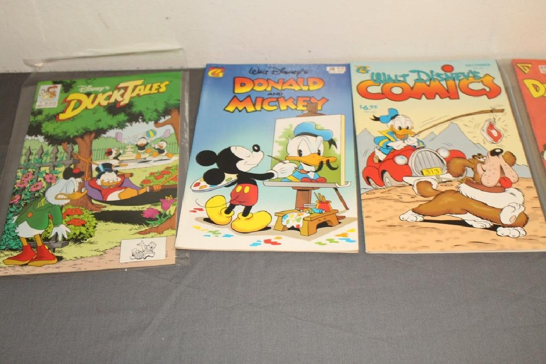 30 comics, all Disney Uncle Scrooge, Donald, Mickey, - 10