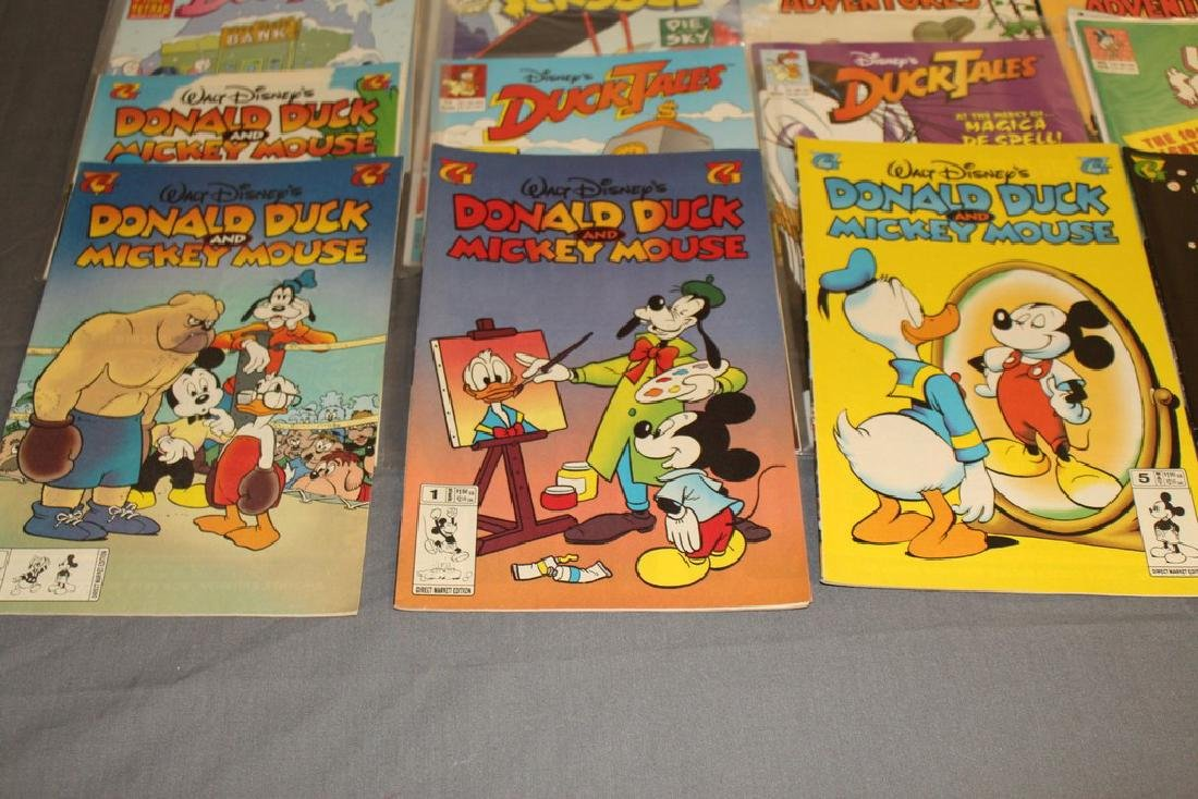30 comics, all Disney Uncle Scrooge, Donald, Mickey, - 2