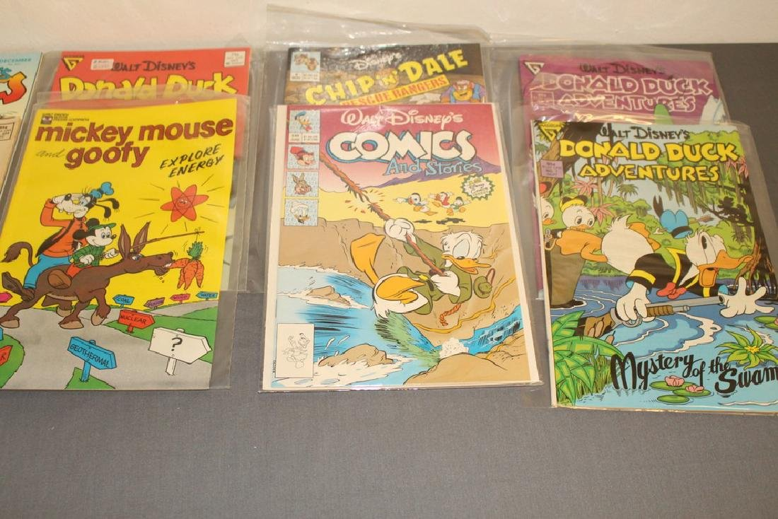 30 comics, all Disney Uncle Scrooge, Donald, Mickey, - 8