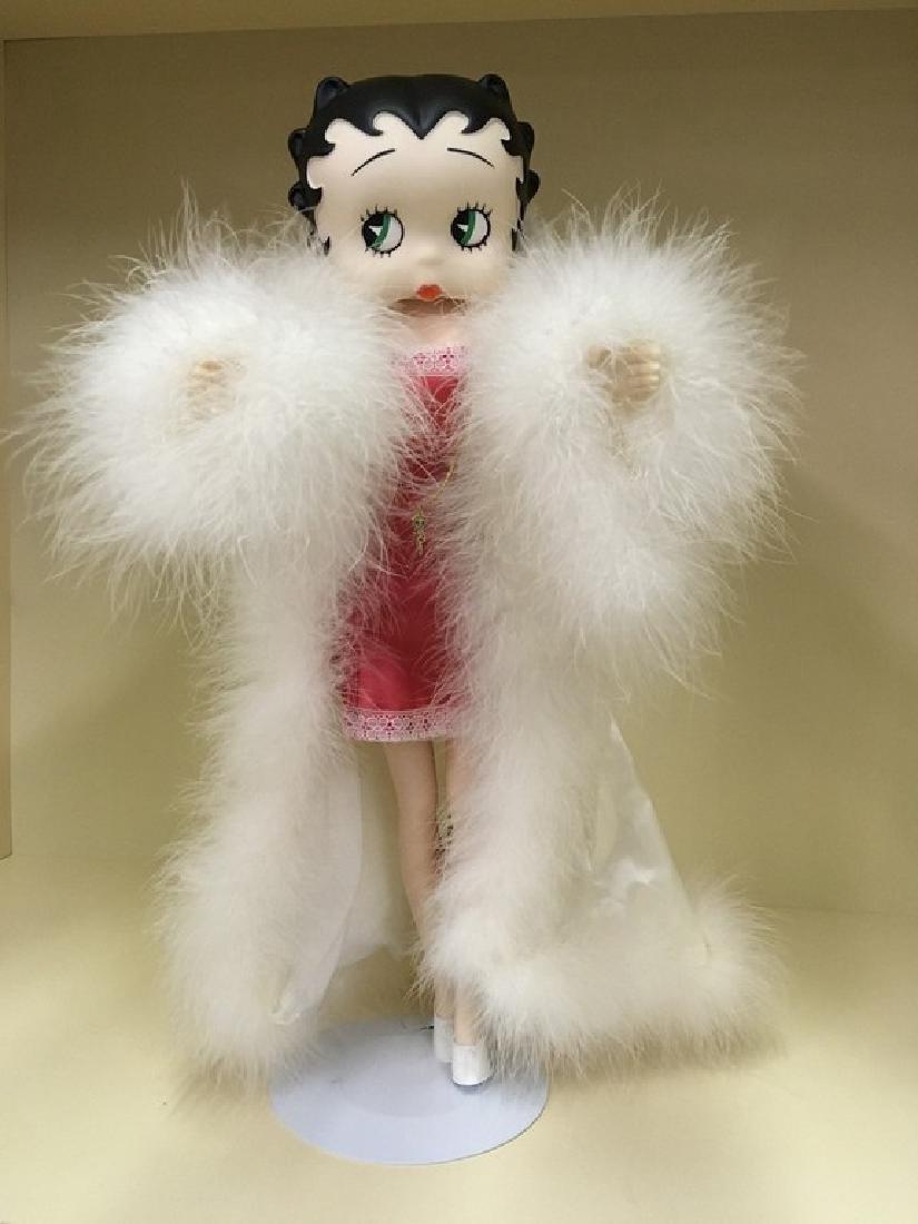 "Vintage 1984 Betty Boop 20"" Vinyl Doll"