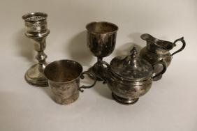 Lot of Sterling Silver, 5 pieces