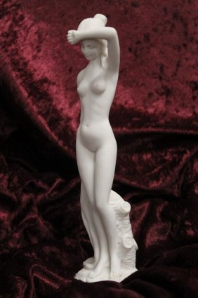 Medusa Marble nude sculpture from the Vittoria