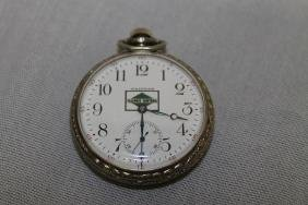 Waltham 15 Jewel, Gold Filled Pocket Watch