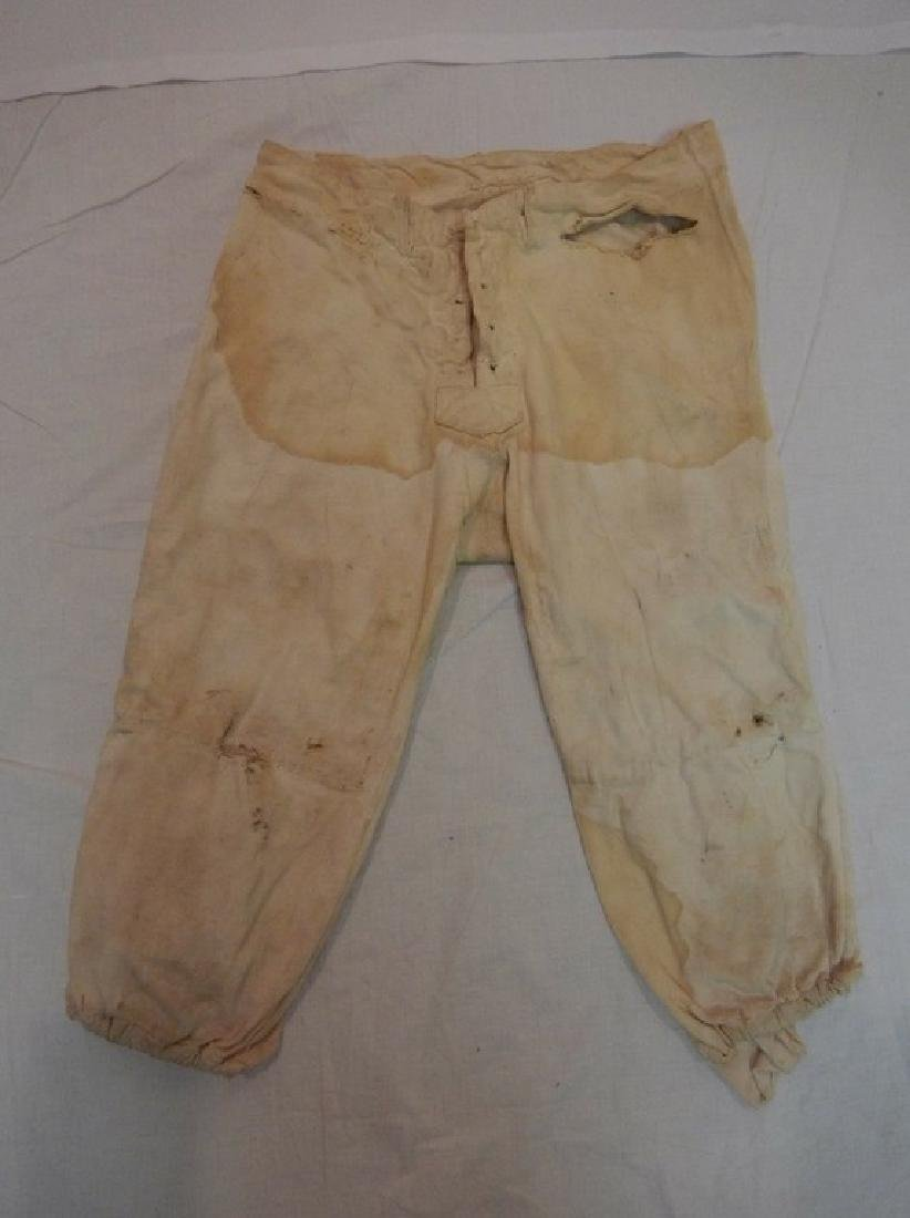 Early Men's Vintage Foot Ball Uniform Pants by Southern