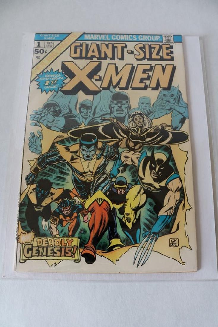 First Appearance of New X-Men