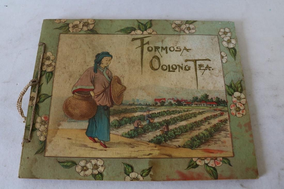 Formosa Oolong Tea Book, 1904