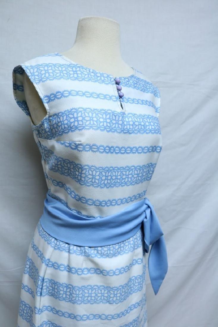 1960's Pat Primo Floral Dress - 2