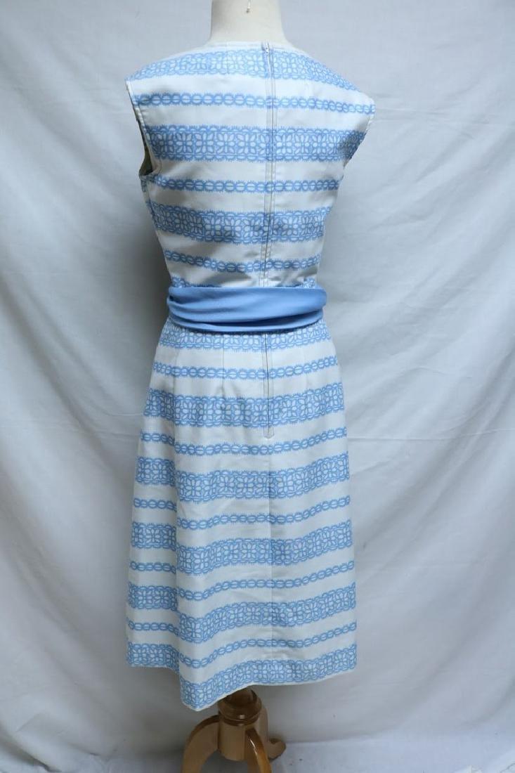 1960's Pat Primo Floral Dress - 3