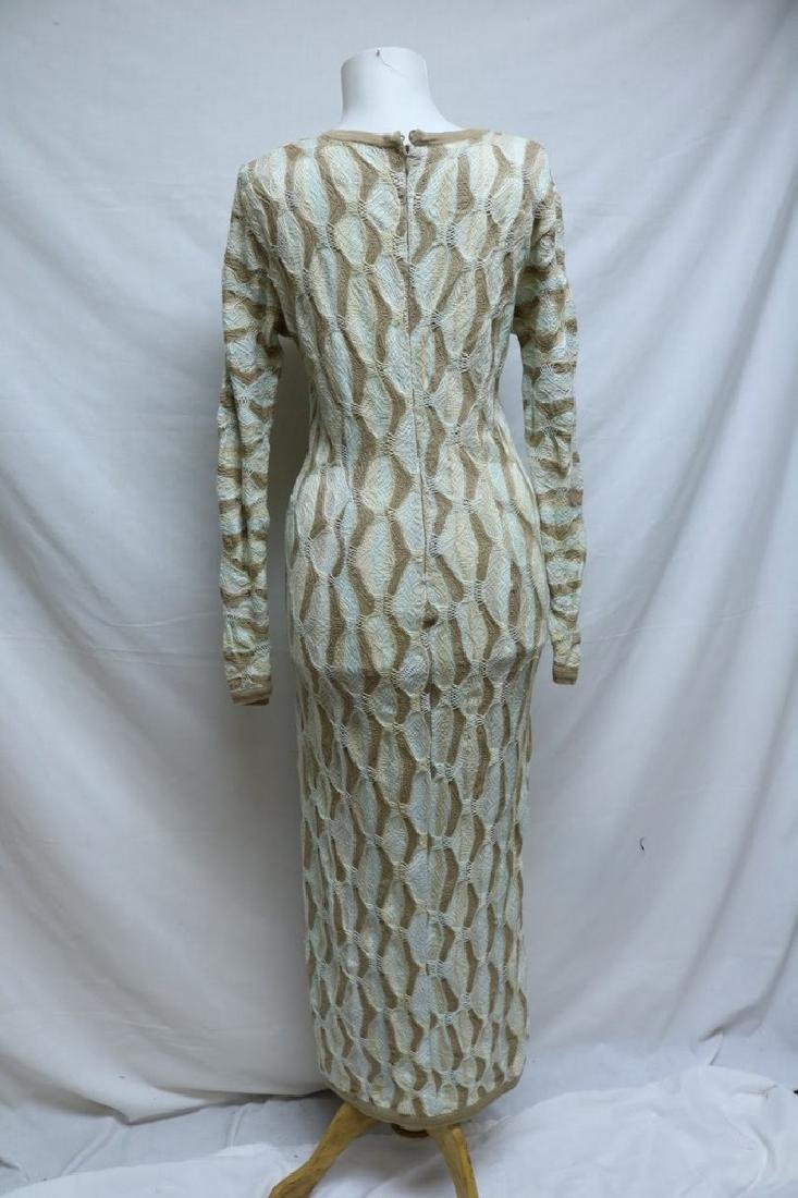 1990's Googi Sweater Dress - 3