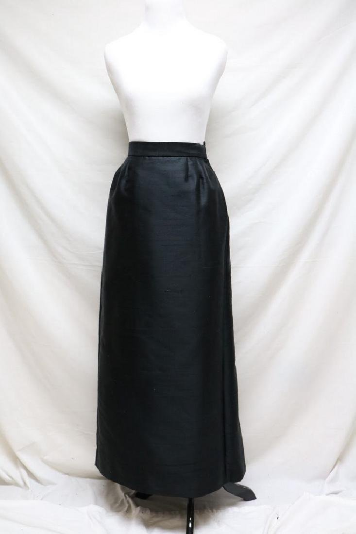 1960s Edith Fornatto Bustle Skirt