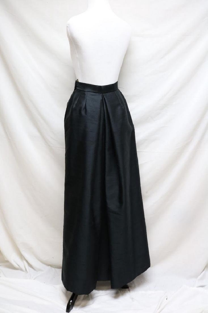 1960s Edith Fornatto Bustle Skirt - 3
