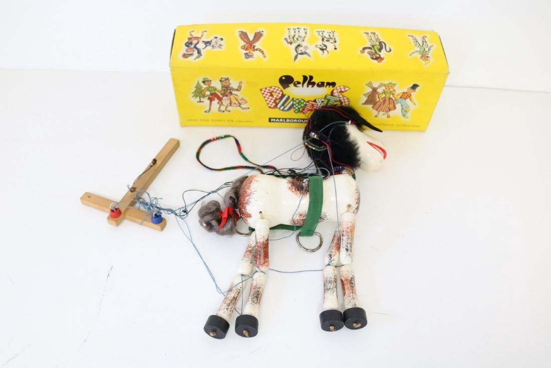 Pelham Puppet, The Horse