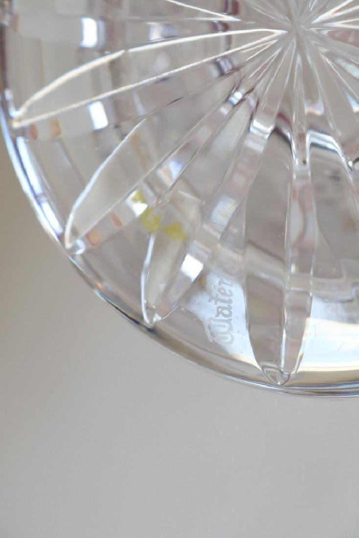 Waterford Crystal Vase, 8 1/2 inches tall - 4