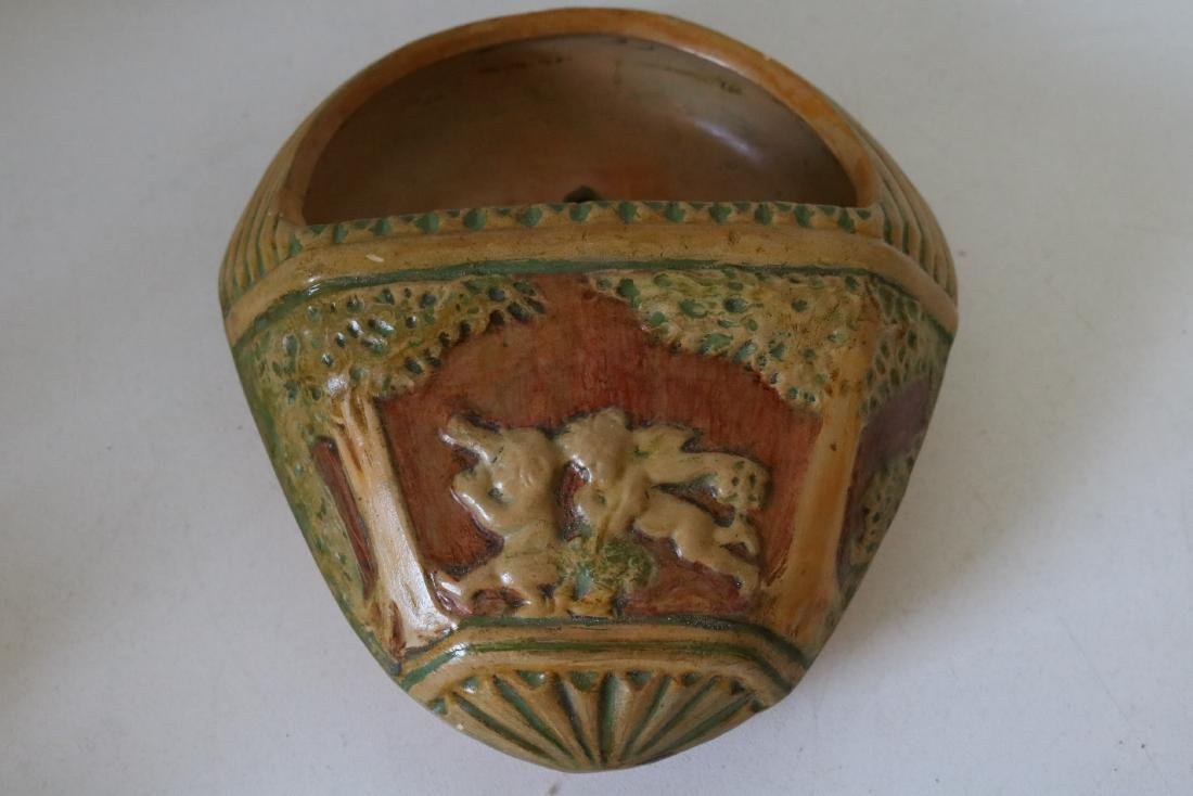 Weller Pottery Wall Pocket