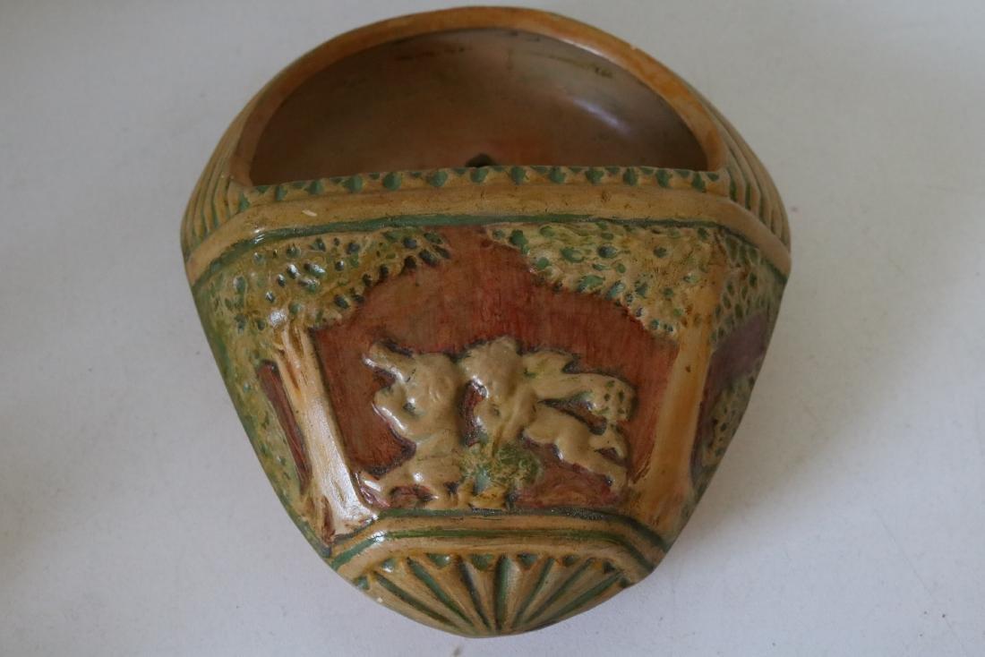 Weller Pottery Wall Pocket