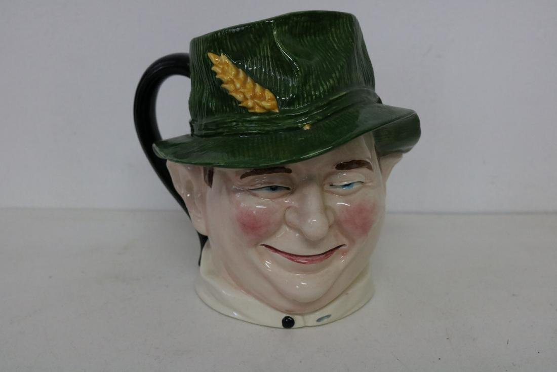 "Mason's Toby Mug ""The Farmer"" made in England"