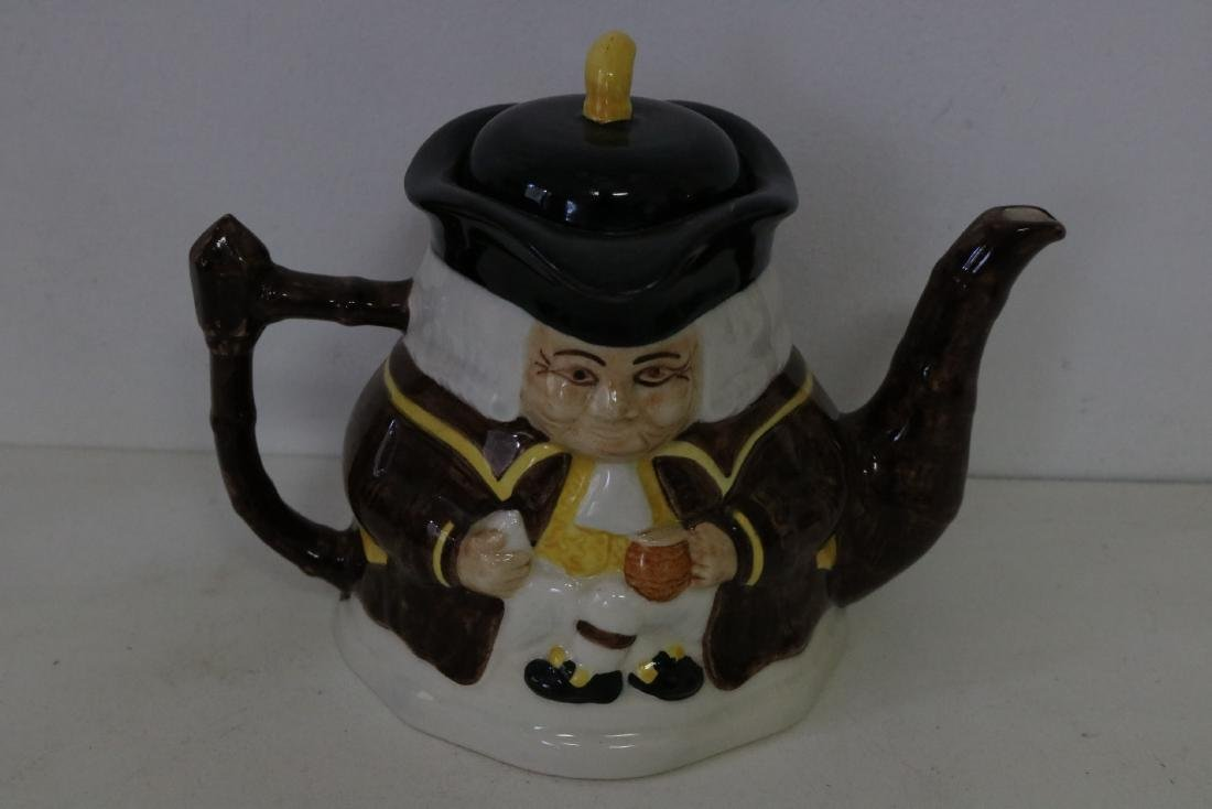 Price Kinsington Toby style Tea Pot, made in England - 2