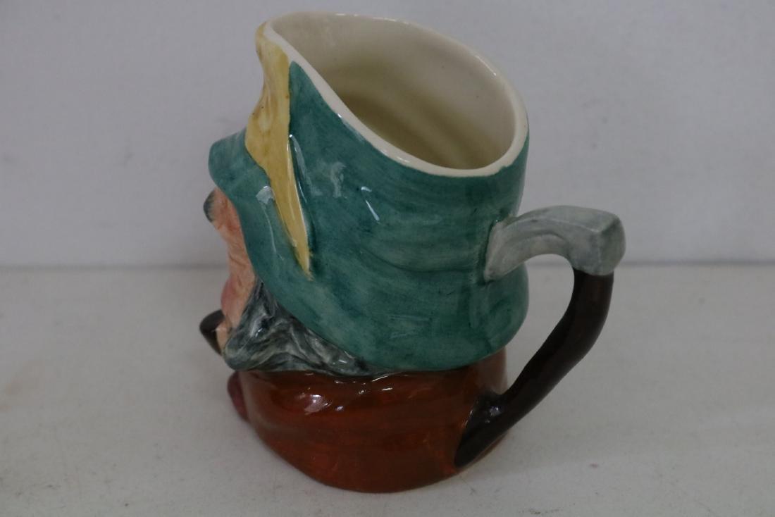 Staffordshire Toby Mug, Gaffer #4415 - 2