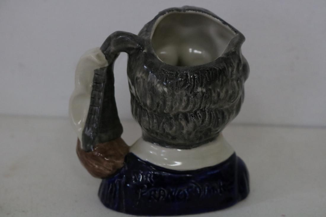 Staffordshire Toby Mug, Mr. Franas Drink - 2