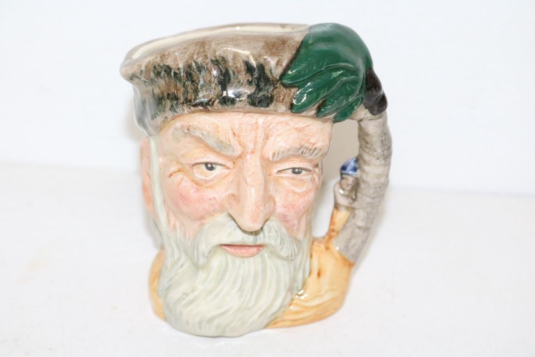 Royal Doulton Toby Mug, Robinson Criusoe, D 6539
