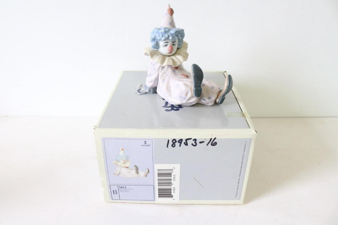 Lladro Cansado Tired Friend #5812