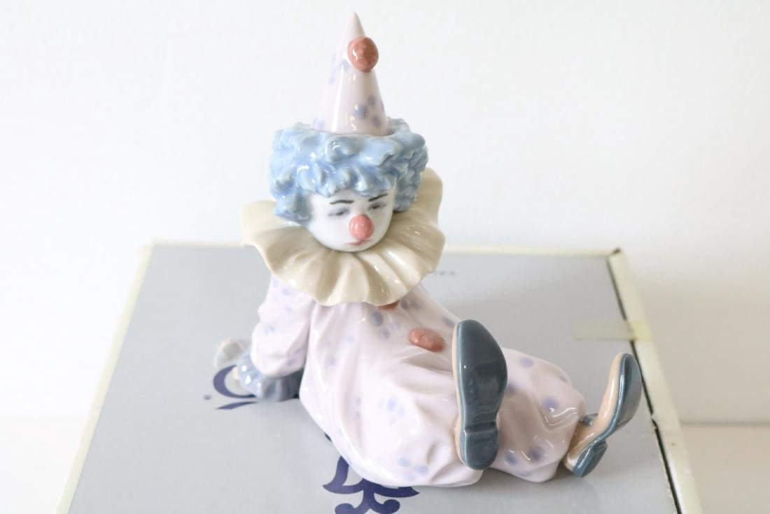 Lladro Cansado Tired Friend #5812 - 2