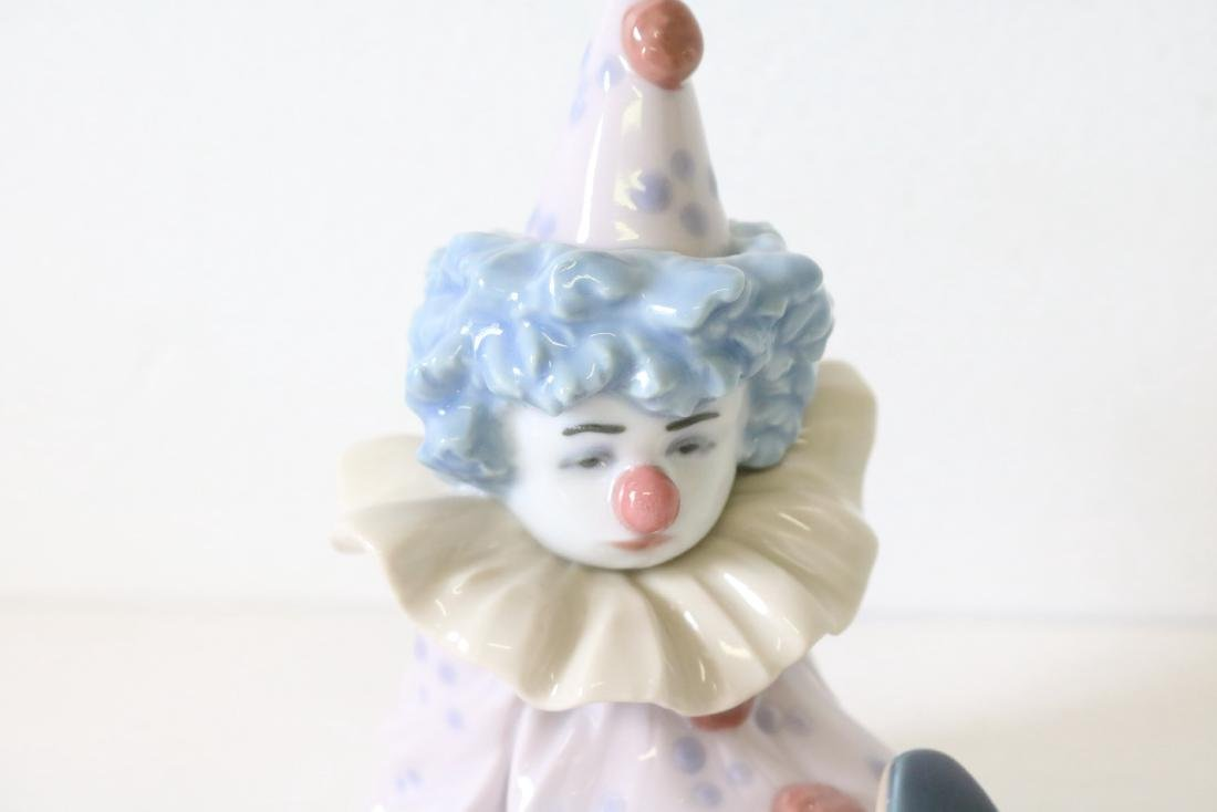 Lladro Cansado Tired Friend #5812 - 3