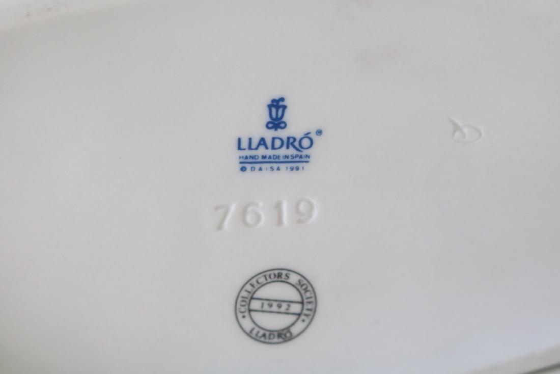 Lladro #07619, All Aboard - 6