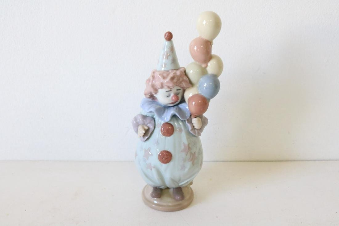 Lladro, Littlest Clown #5811