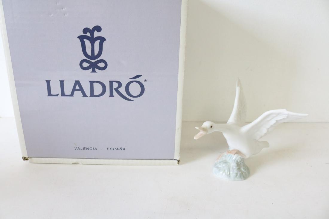 Lladro, Duck Jumping #1265