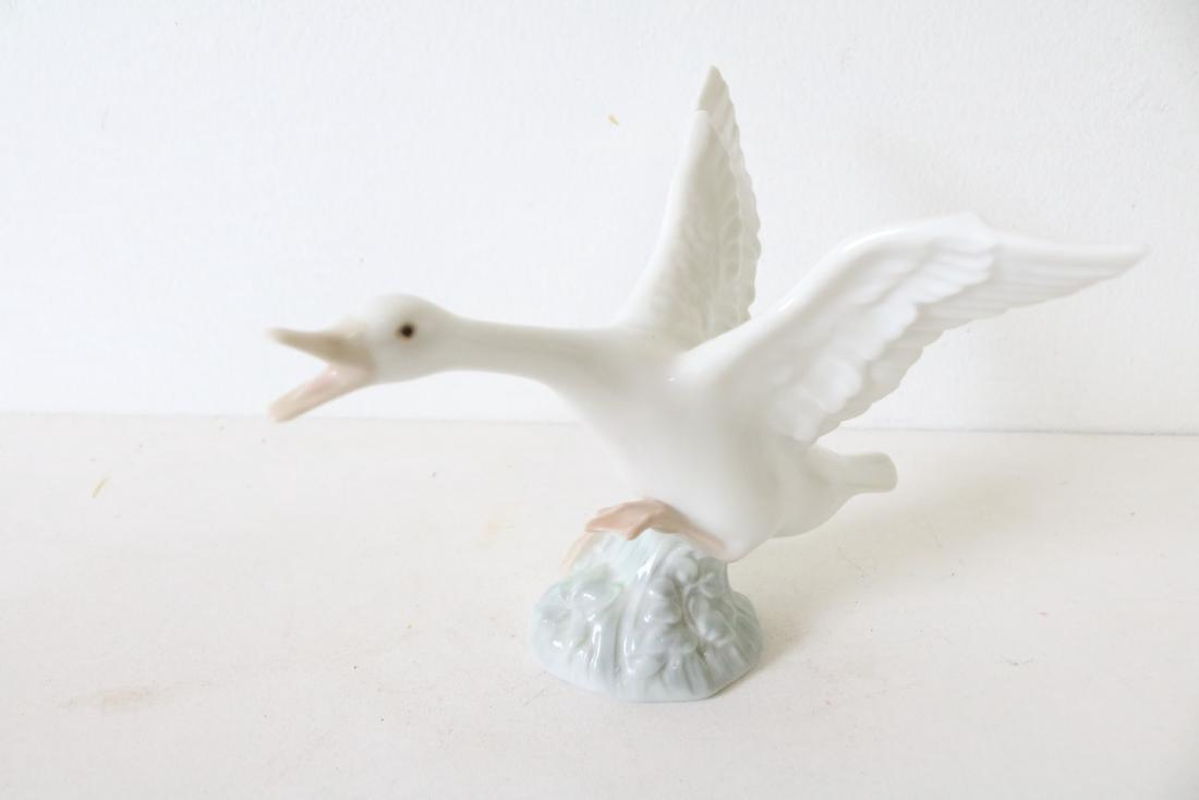Lladro, Duck Jumping #1265 - 2