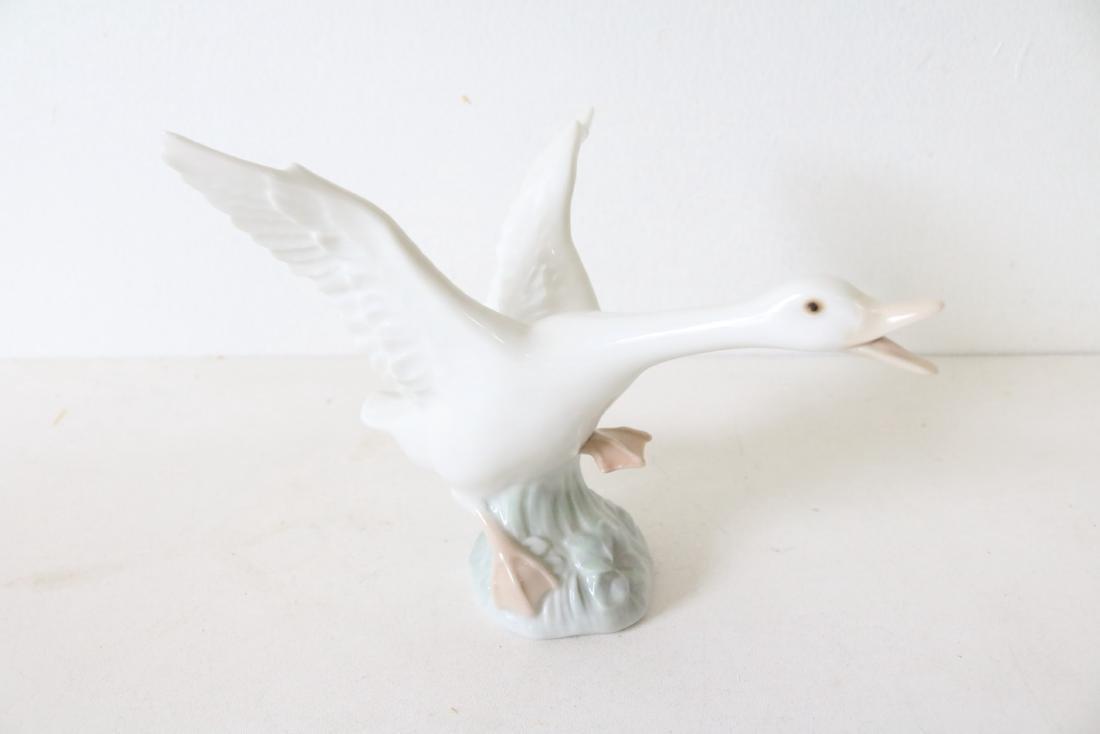 Lladro, Duck Jumping #1265 - 3