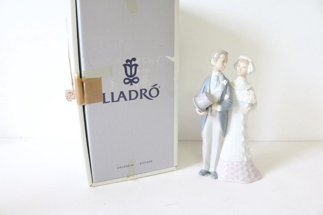 Lladro, Bride & Groom #4.808