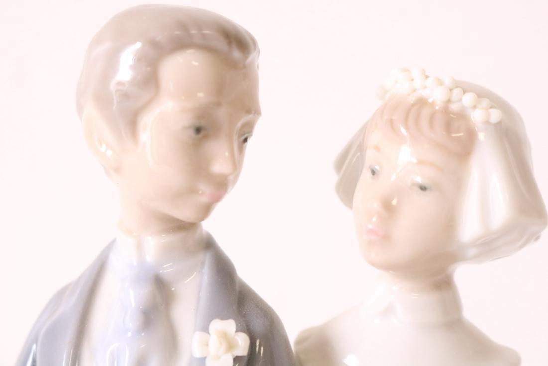 Lladro, Bride & Groom #4.808 - 3