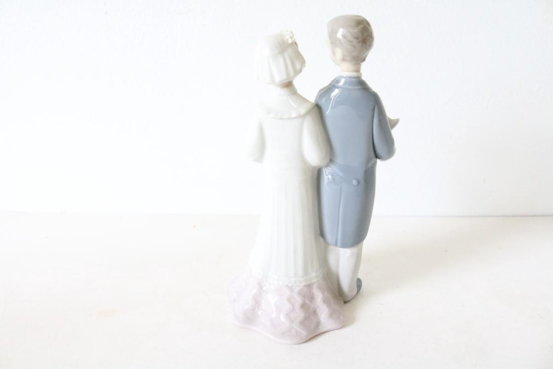Lladro, Bride & Groom #4.808 - 5