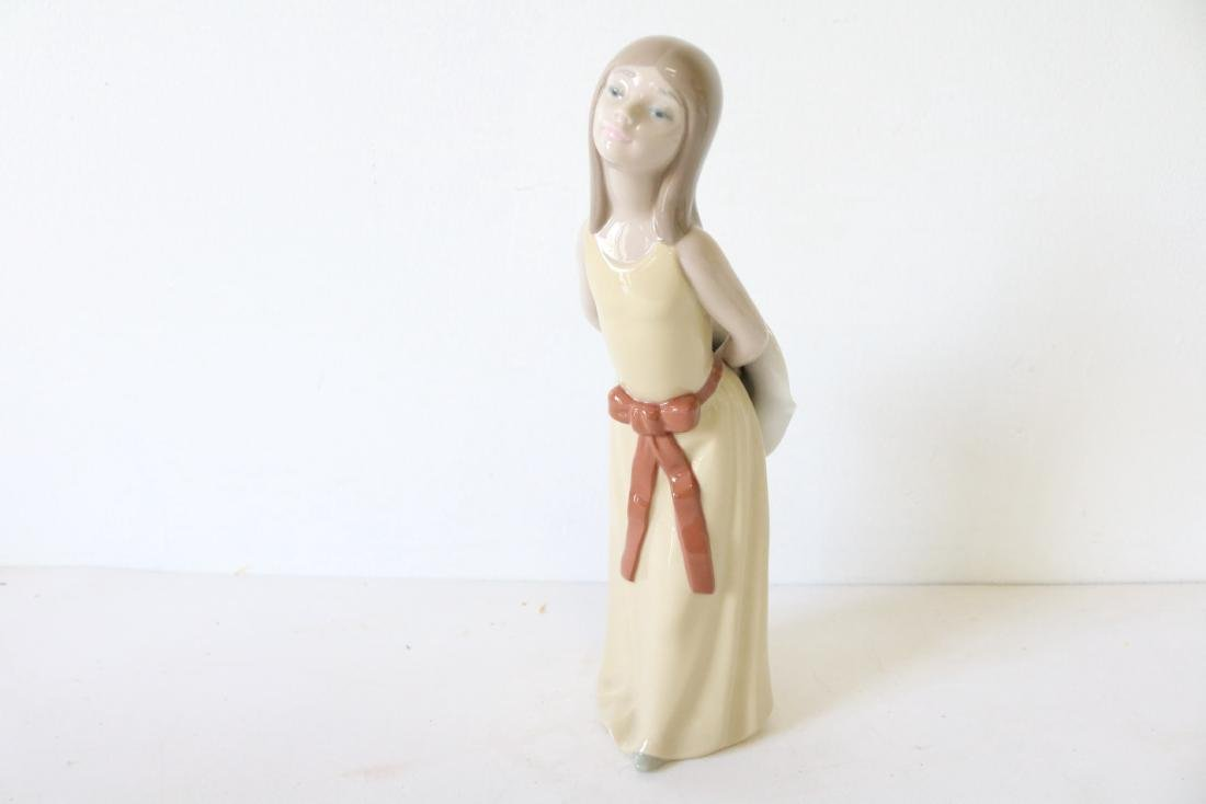 Lladro, Naughty Girl, #5006