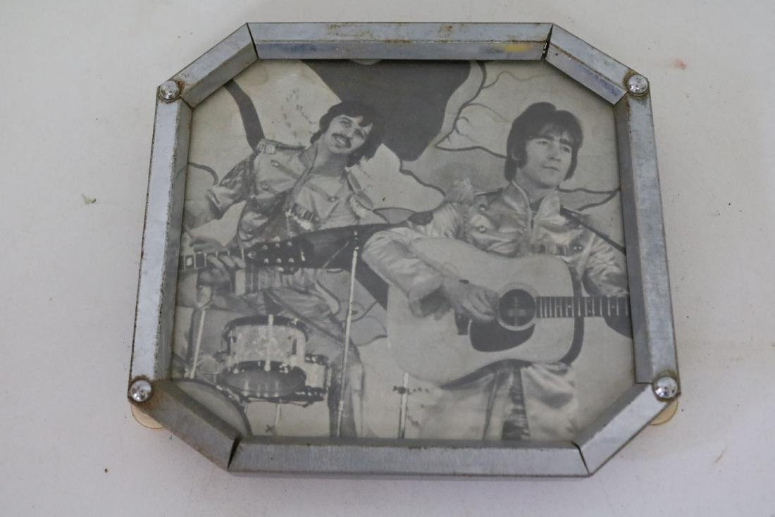 Small Footed Beatles Photo Tray