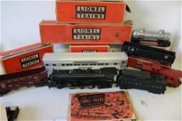 Lot of Vintage Lionel Trains Transformer  Tracks