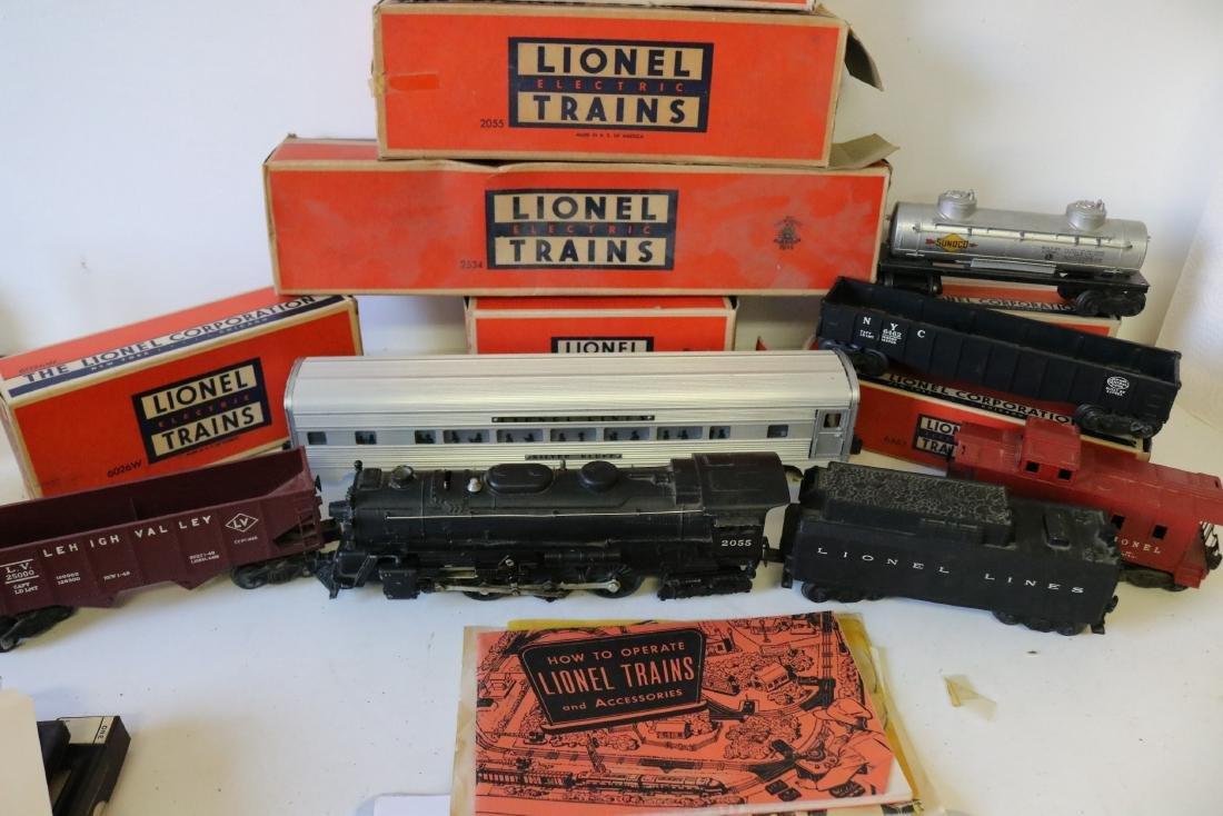 Lot of Vintage Lionel Trains, Transformer, & Tracks