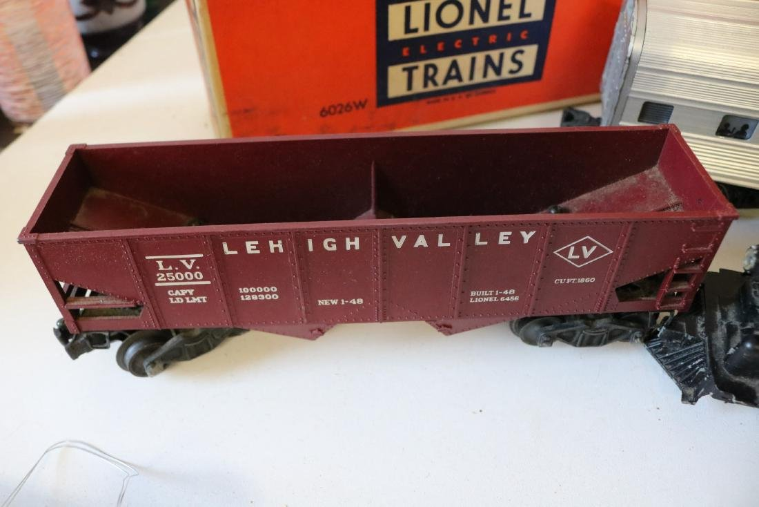 Lot of Vintage Lionel Trains, Transformer, & Tracks - 2