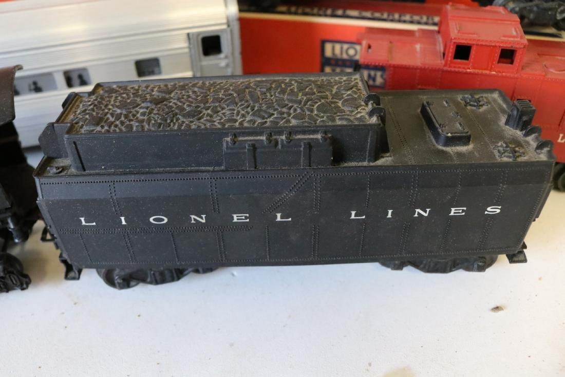 Lot of Vintage Lionel Trains, Transformer, & Tracks - 4