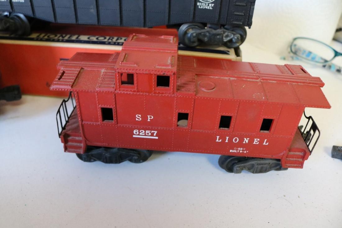 Lot of Vintage Lionel Trains, Transformer, & Tracks - 5