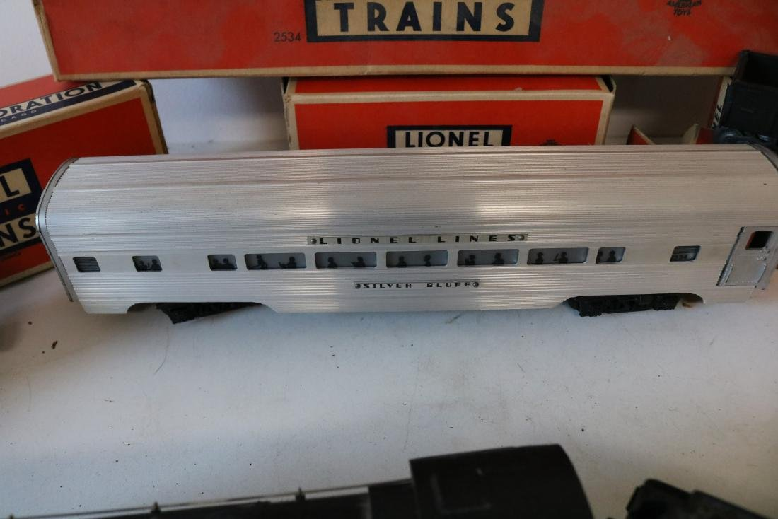 Lot of Vintage Lionel Trains, Transformer, & Tracks - 6